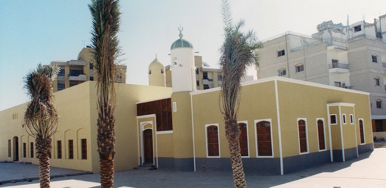 Mosque Ibn Ouaid