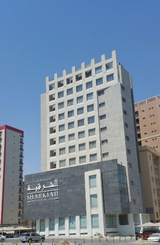Sharkiah Residential Building