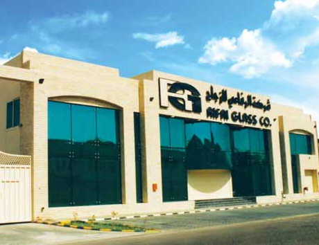 Al Rifai Glass Showroom